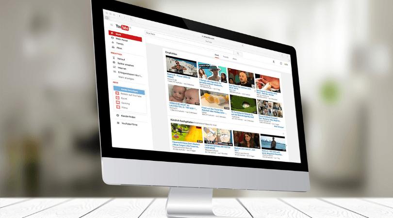 videos más vistos Youtube