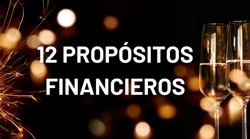 propósitos financieros